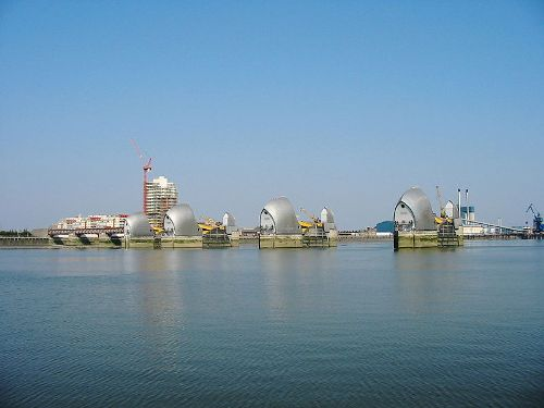 Thames Barrier facts