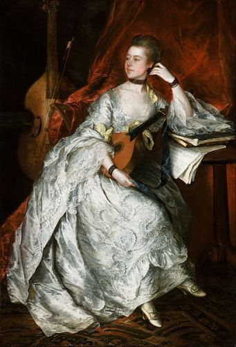 Thomas Gainsborough Facts
