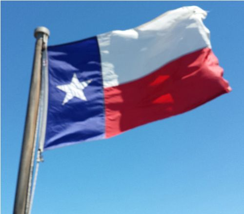 the Texas Flag Facts