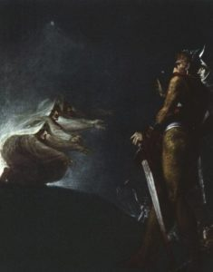 the Three Witches in Macbeth Facts